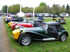 Caterham cars - Super 7. Caterham owners club 08