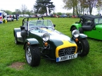 Caterham cars - Super 7. Caterham S7