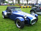 Caterham cars - Super 7. Nice S7