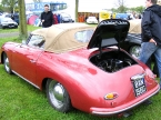 Chesil Motor Company - Speedster. Engine Hatch up