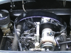 Chesil Motor Company - Speedster. Clean VW engine bay