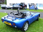 Fisher sportscars - Fury. Nice blue Fury