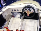 Gardner Douglas Sports Cars - GD T70. Demo car interior