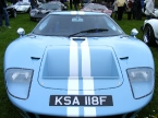 GTD Supercars - GTD40. Front on