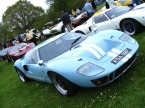 GTD Supercars - GTD40. Lovely GT40 Replica