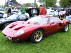 GTD Supercars - GTD40. Strong following for GT40s