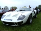 DJ Sportscars - DAX GT40. seen at Stoneleigh show 2008