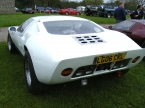 DJ Sportscars - DAX GT40. Rear end of DAX GT40