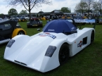 Westfield Sports Cars Ltd - XTR2. Expecting rain
