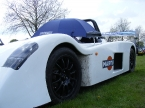 Westfield Sports Cars Ltd - XTR2. Martini logos