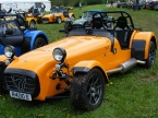 Caterham cars - R400. 420bhp per tonne fun
