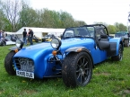 Caterham cars - R400. Understated R400