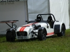 Caterham cars - Superlight R500. 500bhp per tonne to play with