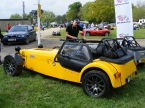 Caterham club stand Stoneleigh