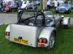 At Stoneleigh kit car show 08