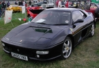 Fiero factory - MR3 SS Supersport. Fiero MR3 SS