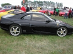Fiero factory - MR3 SS Supersport. MR2 profile evident from side