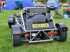 Mills Extreme Vehicles Ltd - Rocket. Note radiator