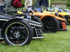 Mills Extreme Vehicles Ltd - Rocket. line up