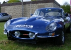 JPR Cars Ltd - Wildcat Coupe. E-type replica