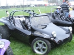 Manxbuggies - Sidewinder. Stealthy look to this buggy