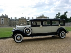 Bramwith Motor Company - Bramwith. Vintage Limousine