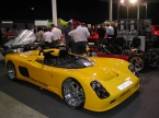 Yellow Can Am at Stoneleigh