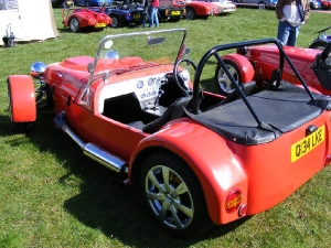 Madgwick Roadster - Madgwick Cars Ltd. At Detling kit car show 2008