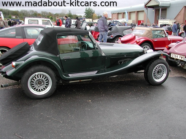 Javelin Sports Cars - Cabrio. Another very nice example