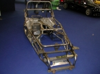 Robin Hood Sports Cars - Project 2B. Robin Hood Chassis at Detling