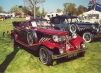 Beauford Cars Ltd - Beauford. Pair of Beaufords