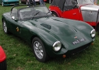 Fisher sportscars - Fury. Green Fury at Delting 06