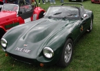 Fisher sportscars - Fury. Green Fury