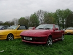 Quantum Sports Cars Ltd - 2+2. 2+2s lined up at Stoneleigh