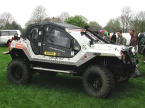 Dakar design and conversions - Dakar 4x4. Means business!!