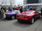 These 2 GTRs drew the crowds