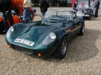 Fisher sportscars - Fury. Green Fury at Brands