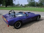 Fisher sportscars - Fury. side on