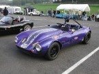 Fisher sportscars - Fury. kitcar workshop Fury