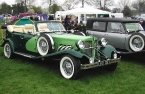 Beauford Cars Ltd - Beauford. Nice 4 door example