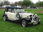 Beauford Cars Ltd - Beauford. 4 door at Stoneleigh 2006