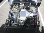 DJ sportscars - Rush. Rover V8 snug fit