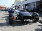 DJ sportscars - Rush. Rush at 07 Open day