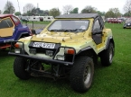 Dakar design and conversions - Dakar 4x4. Early Rotrax Stoneleigh 02
