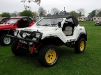 Dakar design and conversions - Dakar 4x4. White Rotrax Stoneleigh 02
