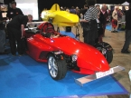 Edge Sportscars Ltd - Devil. Lots of interest at Stoneleigh