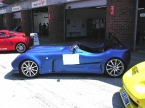Image Sports Cars Ltd - Monza. taking rides at Brands Hatch