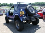 Dakar design and conversions - Dakar 4x4. Imposing utility vehicle
