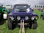 Dakar design and conversions - Dakar 4x4. Dakar front styling