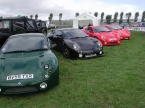GTM Cars Ltd - Libra. Line up of Libras